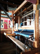Silk, Lotus and Cotton Hand Weaving Centre