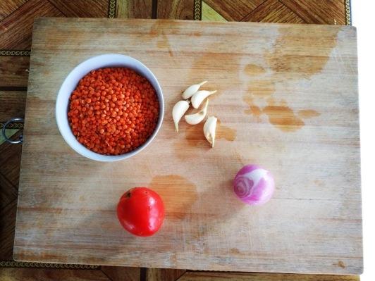 Mercimek Çorbası (Lentil Soup)