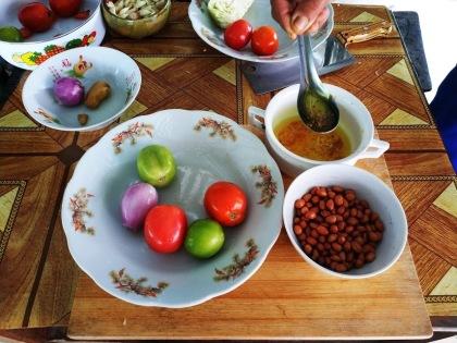 Domates Salatası (Tomato Salad)