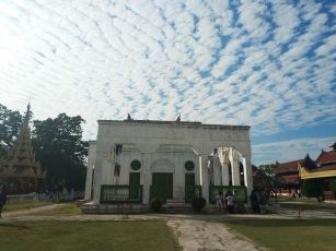 The Mandalay Royal Palace