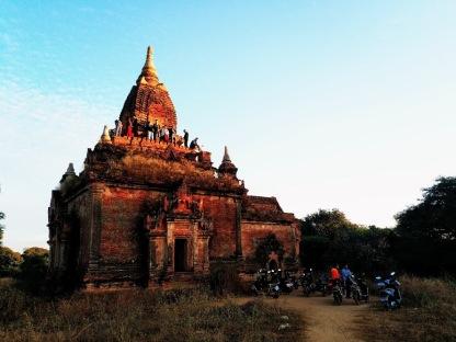 Bagan Gün Doğumu