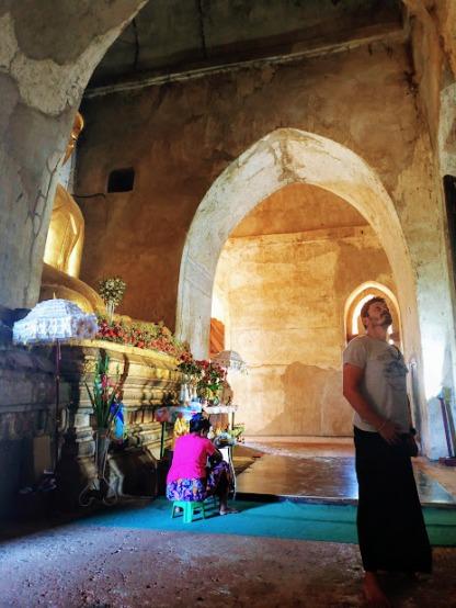 Shwegu Gyi Tapınağı