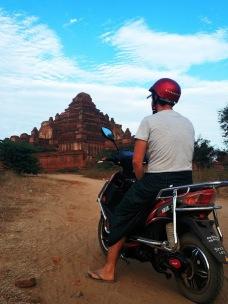 Dhammayan Gyi Tapınağı