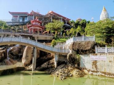 Kek Lok Si Tapınağı- Kaplumbağa Havuzu