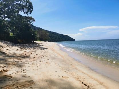 Pasir Panjang Plajı