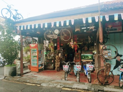Chin Seng Leong Kedai Sewa Basikal