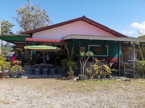 Langkawi'de sabah kahvaltısı-Roti Canai