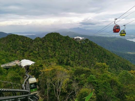 Langkawi Cable Car-Sky Bridge