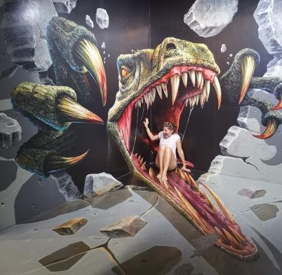 Langkawi 3D Sanat Müzesi