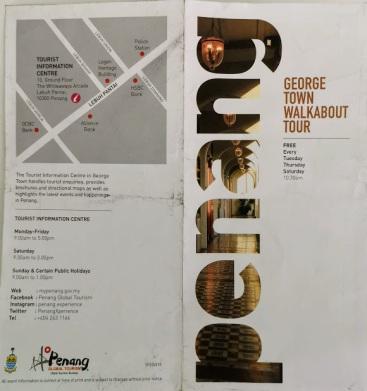 Penang Ücretsiz Yürüyüş Turu