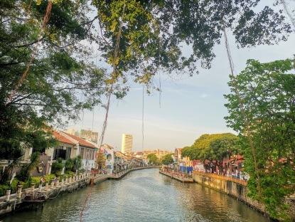 Melaka Nehri