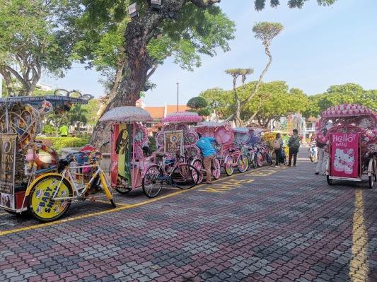 müzikli bisikletler