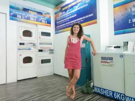 Çamaşır yıkama servisi
