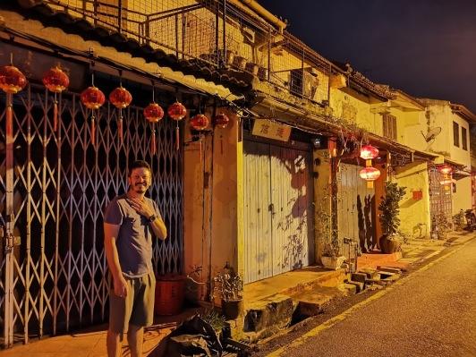 Melaka Sokakları
