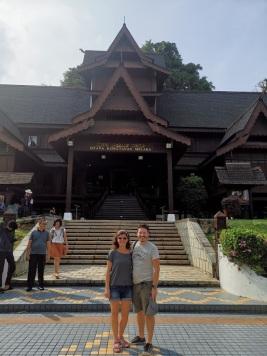 Melaka Sultanlığı Sarayı