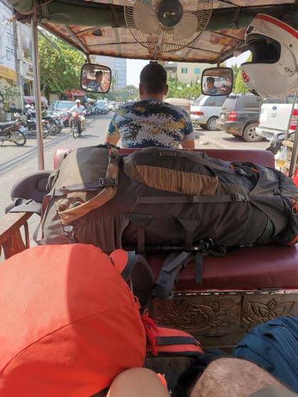 Kampot- Koh Kong yolculuğu