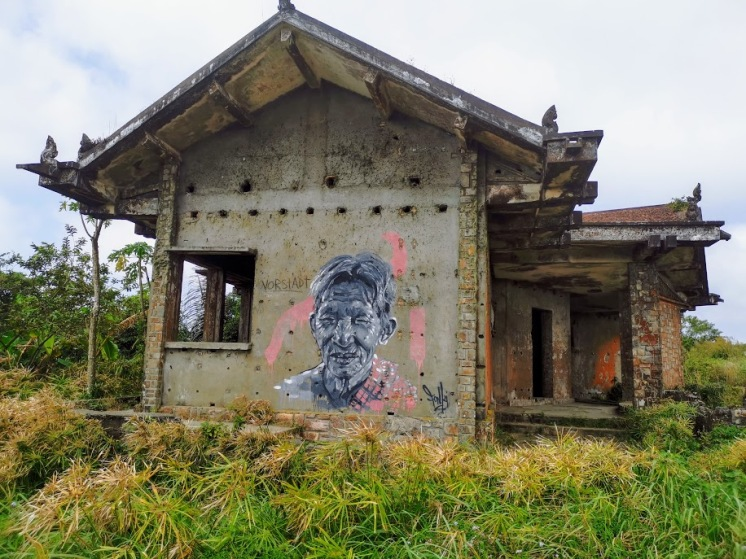 Black Palace duvar resimleri