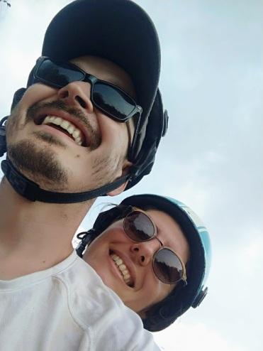 Kampot motosiklet rotamız