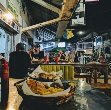Burgershack Kampot