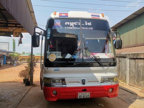 Koh Kong-Sihanoukville otobüsü