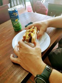Ananslı Hamburger