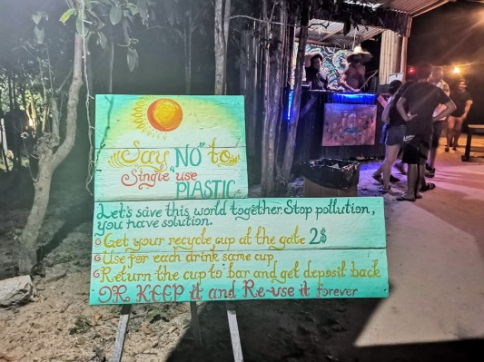 Police Beach Parti