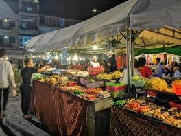 Phnom Penh Gece Pazarı