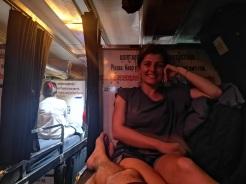 Sihanoukville Siem Reap yolculuğumuz