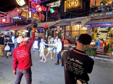Siem Reap'de gelin damat çekimleri