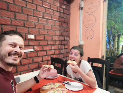 Happy Siem Reap Pizza