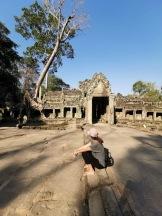 Preah Khan Tapınağı