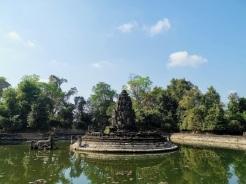 Neak Pean Tapınağı