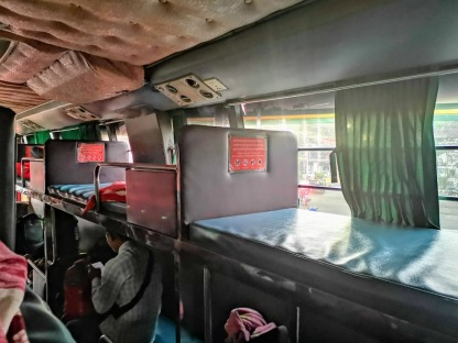 Siem Reap-Phnom Penh otobüsü