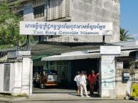 Toul Sleng Soykırım Müzesi