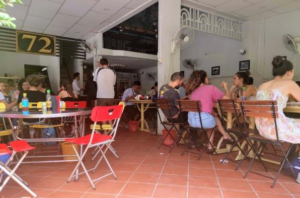 72 Restaurant