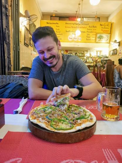Amazing Happy Pizza Pub