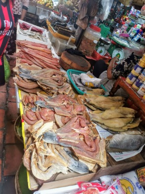 kuru balıklar