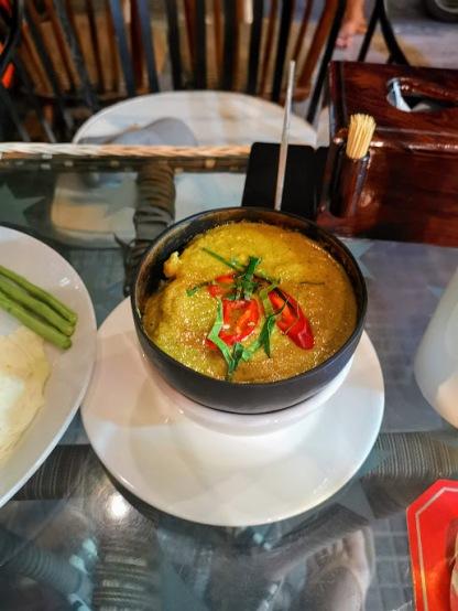 Kamboçya'nın Ulusal Yemeği Amok