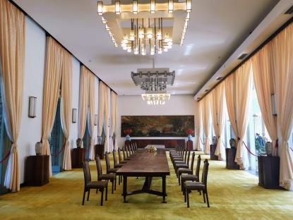 Bağımsızlık Sarayı'nın içi