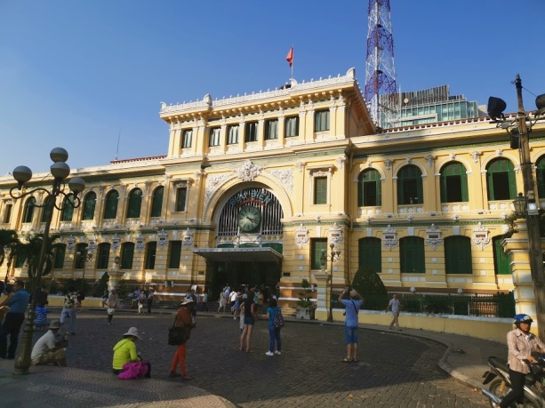 Saigon Merkez Postanesi