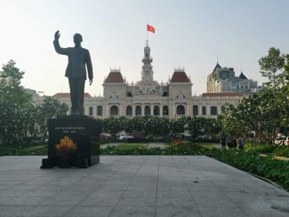 Saigon Yönetim Binası