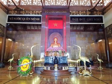 Ho Chi Minh mozalesi