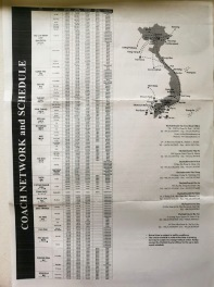 Sinh Tourist Sefer Bilgi Kağıdı