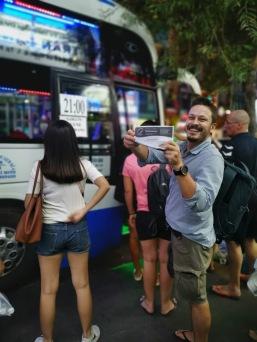 Ho Chi Minh City'den Nha Trang'a yataklı otobüs