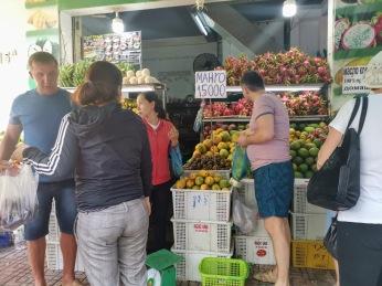 meyve dükkanları