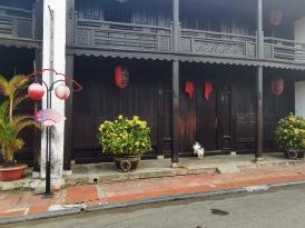 Hoi An sokakları
