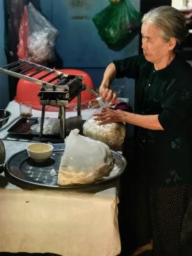Pirinç Kağıdı ve Noodle Yapım Atölyesi