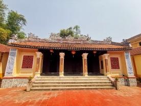 tapınağının iç kapısı