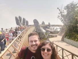 Ba Na Hills-Golden Bridge