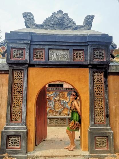 Hoa Khiem Tapınağı